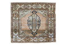 2.5x3 Vintage Sivas Rug