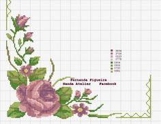 Brilliant Cross Stitch Embroidery Tips Ideas. Mesmerizing Cross Stitch Embroidery Tips Ideas. Cross Stitch Love, Cross Stitch Pictures, Cross Stitch Borders, Cross Stitch Flowers, Cross Stitch Charts, Cross Stitch Patterns, Crewel Embroidery, Cross Stitch Embroidery, Embroidery Patterns