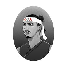 Zlatan starring as the bad guy in a 1970s Hong Kong kung fu movie...