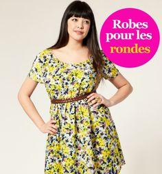morpho robes des robes pour les silhouettes rondes - Comment S Habiller Pour Un Mariage Quand On Est Ronde