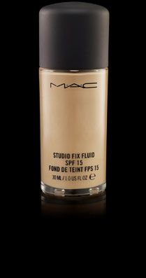 MAC Studio Fix - a little bit gives you great coverage & it doesn't clog pores!