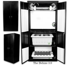 Stealth Hydroponic Grow Box To find out more about stealthy grow boxes pricing click the image now.