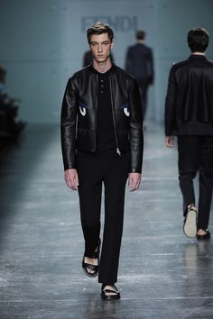 Fashion Show Gallery - Look 42 - Men's Spring Summer 2015 Collection | Fendi