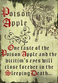 Just in time for OCTOBER, and Halloween decor! Make your own poison apple and spell book! This book and apple sits with all of my pot. Halloween Spell Book, Halloween Spells, Harry Potter Halloween, Holidays Halloween, Halloween Crafts, Halloween Decorations, Halloween Apothecary, Halloween Party, Hocus Pocus Spell Book