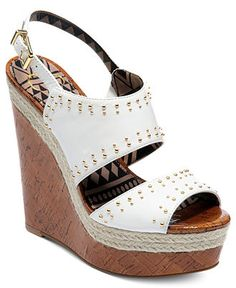 White-hot! Jessica Simpson #shoes #platforms #wedges BUY NOW!