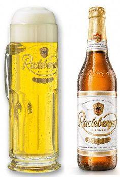 Radeberger Pilsner, Brewed by Radeberger Exportbierbrauerei (Oetker Group), Germany Beer Mugs, Beer Bar, German Beer Brands, Beer Brewing Kits, Beers Of The World, Beer Fest, Beer Tasting, Beer Recipes, Herbs