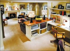 1000 ideas about office living rooms on pinterest 4