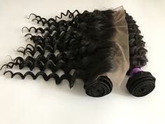 Deep wave lace frontal and hair weft Hair Manufacturer Website:www.oceanhair.net Email: sales6@oceanhair.net Whatsapp: +86 15318708959 Phone: +86 15318708959 Skype: Oceanhair_Trish #hairextensions #virginhair #humanhair #remyhair #wholesalehair #hairsupplier #buywholesalehair