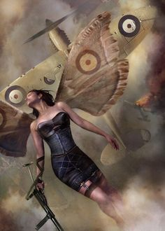 wartime fairy