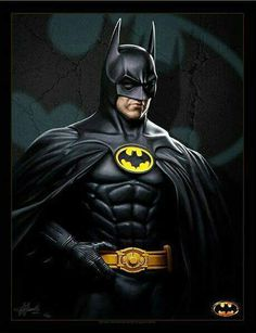 Classic Batman for Tim Burton