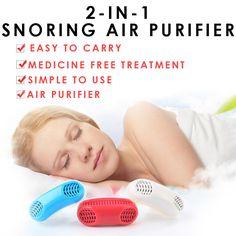 ORIGINAL ANTI SNORE DEVICE: SLEEP AID