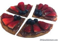 Dr Sara Solomons Lovely Cheesecake. :)