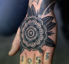 15 Beautiful Hand Tattoos   Tattoodo.com