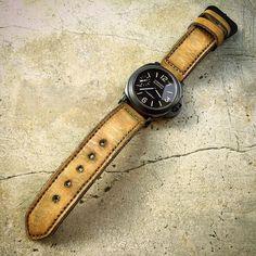 Mission Impossible 4 !! Long awaited serie.... MI4 #gunnystraps #gunny #straps #leather #leatherstraps #vintagestraps #paneraistraps #panerai #paneristi #indoristi #watchlounge #frenchpaneristi #wristi #paneraicentral #wristporn #wristshot #wristwatch #watches #watchporn #watchesofinstagram #watchstraps #handmadestraps #mi #paneristiclub #relojes #uhren #montres #vintage #vintagewatches