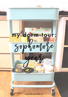 I love seeing what everyone transforms their dorm room into, so I decided to post mine this year! Basically everything in this room is from Target, IKEA, or Amazon (links to the products at the bottom), and as you can tell I went for a light and fresh theme! Also, for those of you planning… Read More