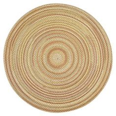 @Overstock - Add originality and style to your home with this round beige braided rug from Watch Hill. Its durability is ensured by the nylon and polypropylene material, while the braided pattern adds elegance and makes it suitable for both indoor and outdoor.http://www.overstock.com/Home-Garden/Watch-Hill-Camel-Indoor-Outdoor-Braided-Rug-8-Round/4245529/product.html?CID=214117 $189.87