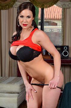 topless rödhåriga busty