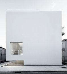 atelier KUU co ,ltd minimalistarchitecturephotography is part of Facade architecture - Minimal Architecture, Modern Architecture House, Japanese Architecture, Facade Architecture, Residential Architecture, Landscape Architecture, Minimal Home, Facade Design, Facade House