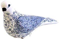 Iznik Design Ceramic Pigeon yurdan.com
