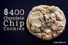 Chocolate Chip Cookie Recipe food-love-sweet-endings