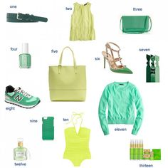 green with envy  bishop&holland | a lifestyle blog