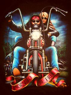 David Mann/Easy Rider Magazine