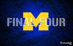 Michigan Wolverines Wallpaper | Michigan Wolverines Basketball Wallpaper - Streetball