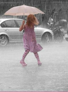 """""""So stand in the rain Stand your ground Stand up when it's all crashing down You stand through the pain You won't drown And one day, whats lost can be found You stand in the rain"""" Stand In The Rain~ Superchick"""