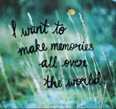Quiero tejer recuerdos alrededor del mundo.  #viajeranoturista #la_vida_es_corta_y_el_mundo_enorme #viajar_es_la_mejor_forma_de_aprender  #travelernottourist #life_is_short_and_the_world_is_wide #travel_is_the_best_way_to_learn