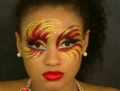 maquillaje artistico cielo - Buscar con Google