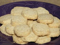 Barefoot Contessa's Parmesan Black Pepper Crackers tablespoons butter sticks) 3 ounces grated parmesan cheese 1 cups all-purpose flour teaspoon kosher salt 1 teaspoon chopped fresh thyme leave teaspoon fresh ground black pepper Appetizers For Party, Appetizer Recipes, Party Snacks, Baking Recipes, Cookie Recipes, Parmesan Crisps, Stick Of Butter, Coffee Cake, Barefoot Contessa