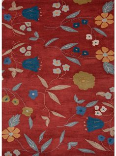 This Midtown Ditsy Flowers Soft Coral Collection rug (MD23) is manufactured by Jaipur. Classic shapes and motifs synonymous with contemporary style are transformed through the artistic vision of home fashion icon Raymond Waites in his Midtown Collection.
