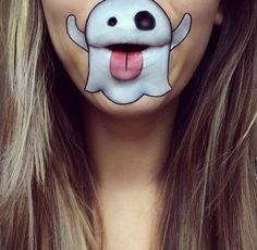 laura jenkinson - makeup lips - pop art - cultura pop - maquiagem boca labios personagens (6)