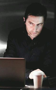 Richard Armitage as Lucas North in MI-5/Spooks (2008-2010)