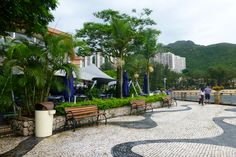 Discovery Bay Hong Kong is unlike anywhere else Discovery Bay Hong Kong, Sabbatical, Lonely Planet, Patio, London, Places, Outdoor Decor, Court Yard, Terrace