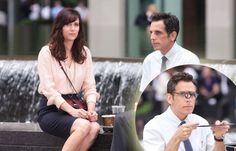 With Ben Stiller The Secret Life of Walter Mitty Life Of Walter Mitty, Ben Stiller, Latest Gossip, Secret Life, Just Love, Hollywood, Film, Couple Photos, Beautiful