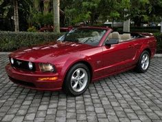 2006 Ford Mustang GT Convertible For Sale Auto Haus of Fort Myers Florida