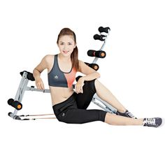 Total Body Workout -Begin Your Workouts At Home Today  You can support sit-ups ,leg lift exercises , push- ups , body stretching , strength training and various resistance exercises ! It is a perfect all-in - one   circuit training device !  VISIT:http://goo.gl/7V4BKU  YOUTUBE:https://goo.gl/CQT1mT  BEST OFFERS:http://goo.gl/0LRs1r