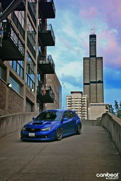 2011 Subaru WRX Sti Hatchback One of my more attainable dream cars Visit…