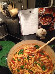 Sweet Italian Tomato Soup!   Favorite new family dinner recipe from Southern My Way cookbook