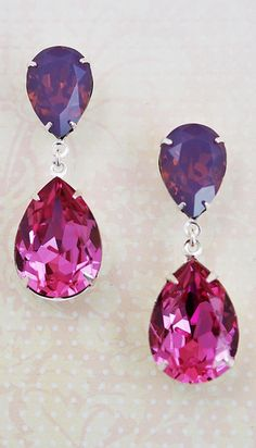 Gorgeous! You can choose the colors of your stones for your wedding!