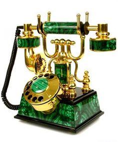 Malachite Phone. Ooo