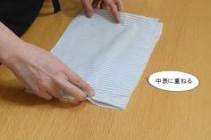 【西村大臣の布マスク レシピ付き】男性が通勤に使えそうな布マスクの作り方【古い綿シャツ生地で】 | happy-go-lucky.2nd