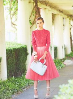 Xenia Deli  Harper's Bazaar Arabia