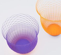 Enjoy sculpting your very own vibrant orange and purple paper airvase. Designed by Torafu Architects in Japan, airvase is made from thin and...