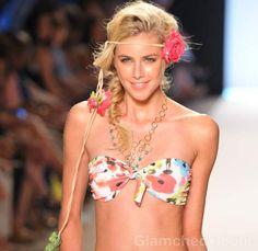 Beach Hairstyles & Hair Accessories S/S 2012 L Space