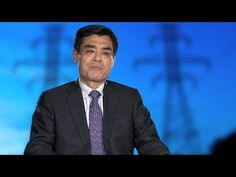 Dr Yinbiao Shu, State Grid Corporation of China President (the largest electric utility company in the world) and one of three Vice Presidents of the IEC, ex. Electric Utility, Presidents, Videos, Youtube, Fictional Characters, Fantasy Characters, Youtubers, Youtube Movies