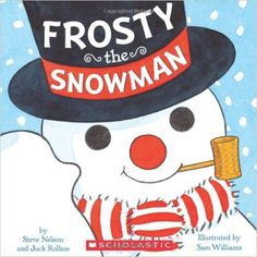 Frosty the Snowman Book for elementary music class - children's literature in the music classroom - Christmas Music #KodalyInspiredClassroom #iteachmusic #elmused #musiceducation