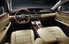 2016 Lexus ES www.newportlexus.com