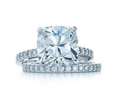 Tiffany Diamond Ring. Oh, My Lawd. Can I have this without having to be engaged